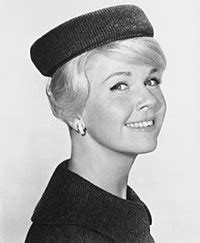 what type of hair did doris day naturally have doris wikipedia
