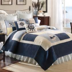 Nautical Bedspread Buy Nautical Bedding King From Bed Bath Amp Beyond