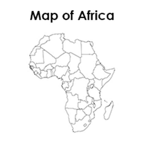 africa map quiz printout zoomschool printable map of africa for students and africa map