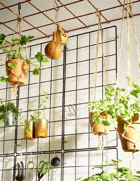 enrejado ikea barso growing with a vertical gardening hub walls gardens and