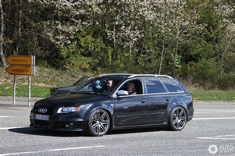 Audi Rs4 B7 Avant by Audi Rs4 Avant B7 15 April 2017 Autogespot
