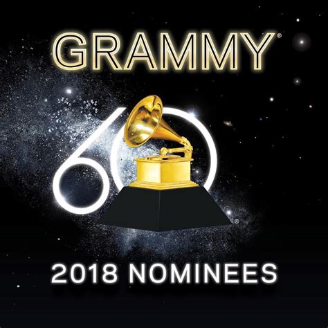 Magazines Grammy Nominations by 2018 Grammy Nominees Announced Glitter Magazine