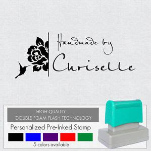 custom made rubber sts self inking and pre inked sts pre inked self inking personalised custom handmade crafted