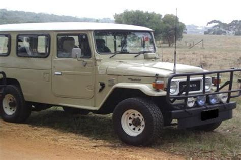 military land cruiser toyota land cruiser 45 picture 2 reviews news specs