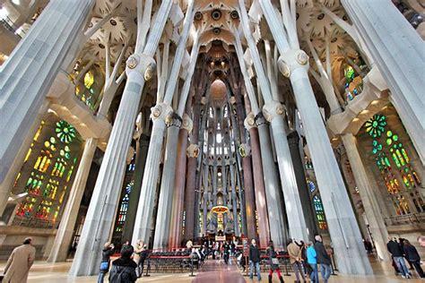 Gaudi Sagrada Familia Interior by Sagrada Familia Arranca La Fase De Una Bas 237 Lica 250 Nica