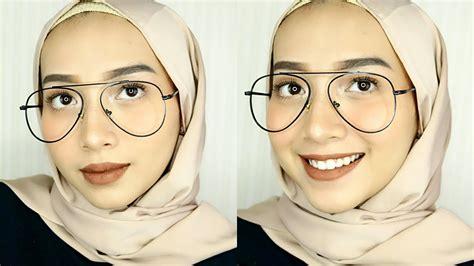 tutorial makeup fathi nrm tutorial for glasses wearers fathi nrm youtube