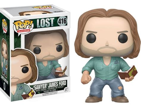 look at the new funko lost figurines lost
