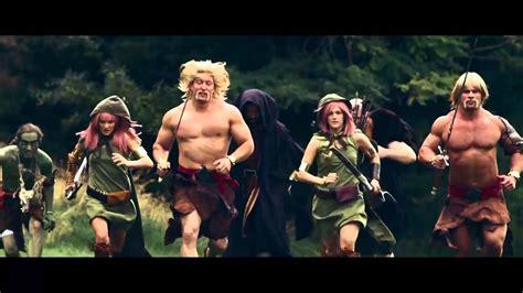 film layar lebar clash of clans فلم كلاش اوف كلانس حقيقي hdl youtube