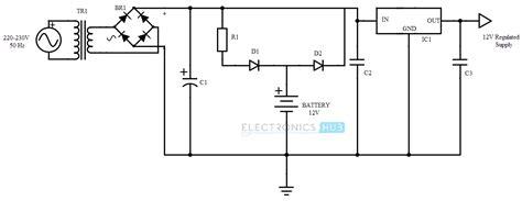 uninterruptible power supply wiring diagram efcaviation