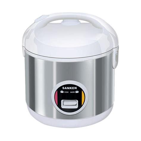 Harga Sanken Rice Cooker jual sanken sj 203wh rice cooker putih 1 l