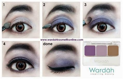 Eyeshadow Wardah Warna Putih wardah kosmetik wardah 087788157036