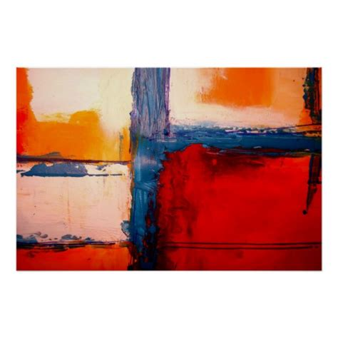 modern minimalist artist modern abstract art poster minimalist art print zazzle