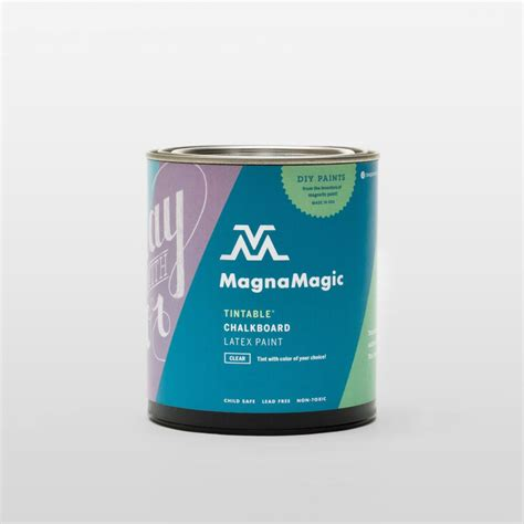 chalkboard paint tintable shop magnamagic paints