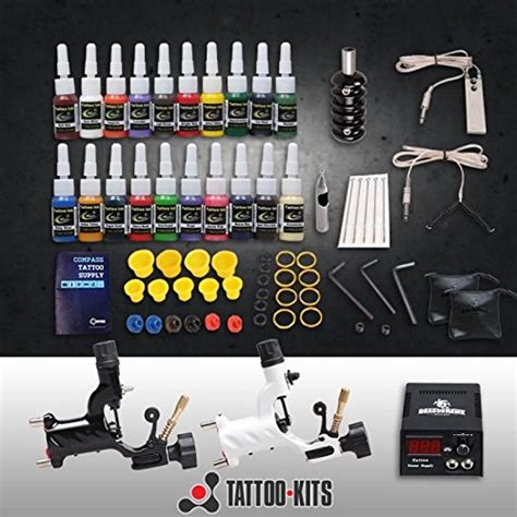 tattoo kit dubai professional complete tattoo kit 2 top rotary machine gun