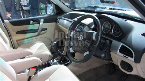 Tata Safari Storme Top Model Interior by 2012 Auto Expo In Delhi Archives Indiandrives