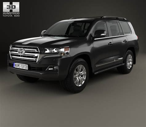 toyota 2016 models usa toyota land cruiser j200 2016 3d model humster3d