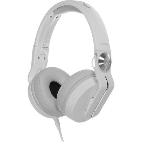 Headphone Pioneer Hdj 700 pioneer dj hdj 700 dj headphones white hdj 700 w b h photo