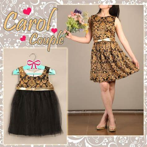 Dcc Dress Carol Dress Ibu Anak baju kembaran ibu dan anak for n kid