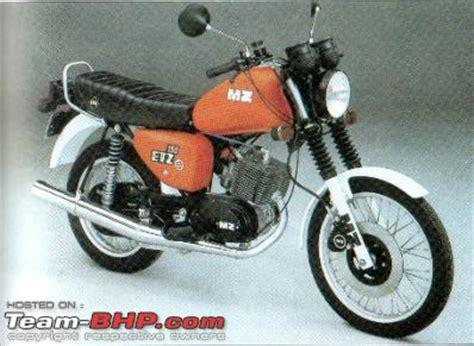 mz motorcycles  india team bhp