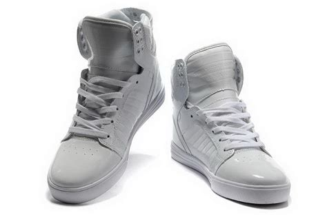 low price top quality skytop high top womens skate shoes