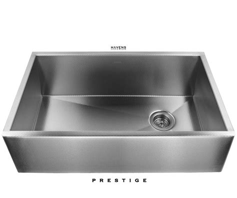copper sink with stainless steel copper and stainless steel farmhouse sinks havens metal