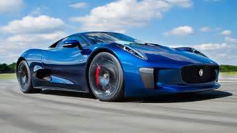 C X75 Jaguar Top Gear Drives The Jaguar C X75
