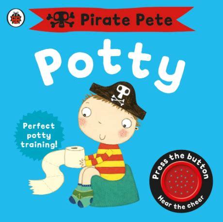 pirate petes potty sticker pirate pete s potty pirate pete and princess polly amazon co uk andrea pinnington books