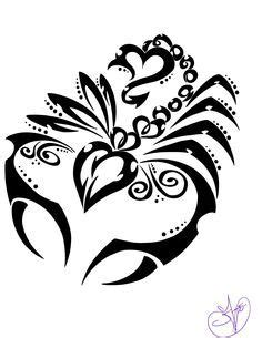 google scorpion and symboles on pinterest