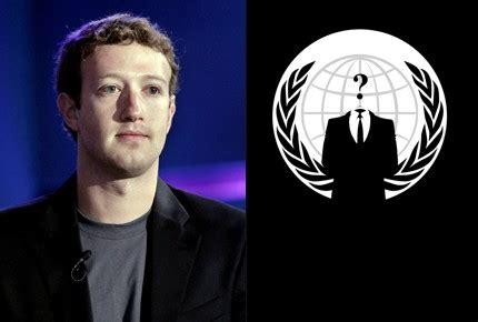 anonymous launches cyber attack against jihadist website in first anonymous targets facebook ibm intel and at t in