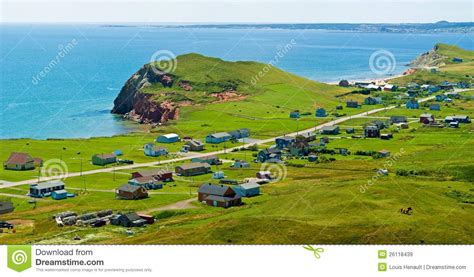 House Plans New by Magdalen Islands Iles De La Madeleine Quebec Royalty Free Stock Images Image 26118439