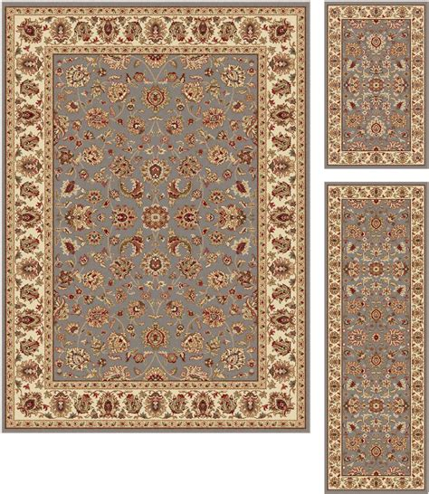 sears area rugs 5x7 tayse rugs elegance davenport 3 set