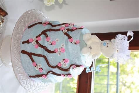 Cherry Blossom Baby Shower by Japanese Cherry Blossom Baby Shower Cake Cakecentral