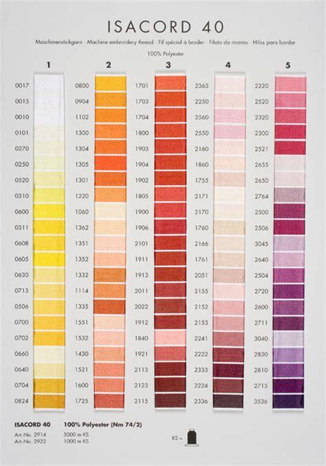 embroidex color chart embroidex color chart 28 images coats clark thread
