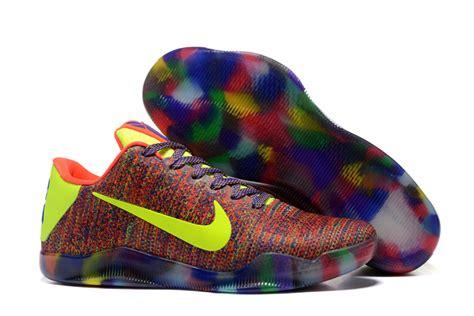 Sepatu Sneakers Rainbow cheap nike 11 shoes rainbow buy shoes