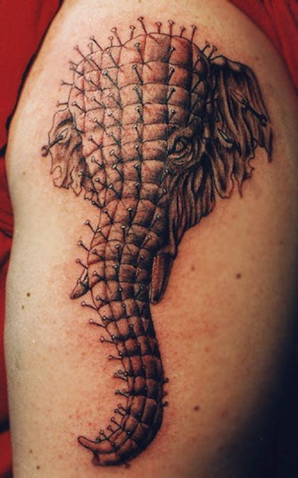 cool elephant tattoos 35 meaningful elephant designs will you