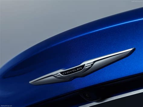 Chrysler 200 Logo by Chrysler 200 Picture 180 Of 205 Emblem Logo My 2015