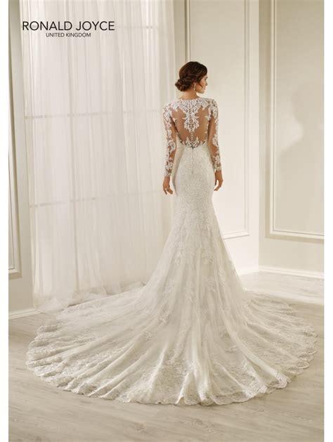 Ronald Joyce 69217 Hilaria Beautiful Lace Slim Fitting