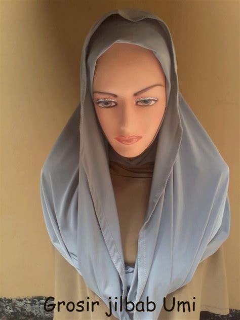 Bergo Jumbo Salma Pelangi 1 jilbab hoodie grosir jilbab murah i grosir jilbab cantik