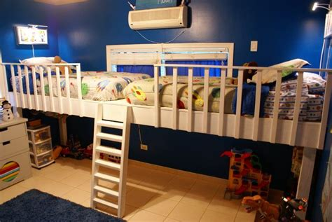 awesome loft bed plans  children