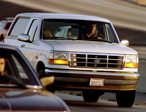white bronco where would l a be without al cowlings connecting