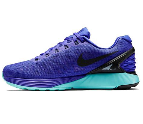 Nike Lunarglide 6 Premium nike lunarglide 6 ren schoen purper zwart