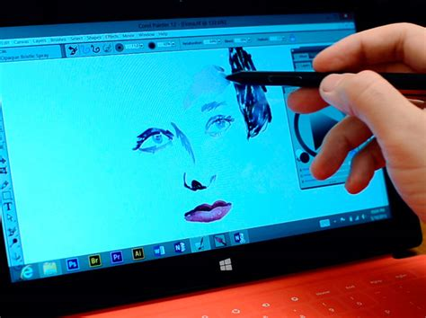 sketchbook pro no pressure sensitivity the surface pro is now an artist s tablet