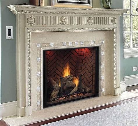 Monessen Fireplace Review by Monessen Covington 32 Inch Clean Direct Vent Fireplace