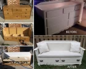 diy dresser ideas turn an old dresser into a new bench diy find fun art