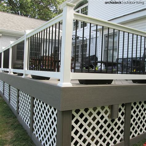 25 best ideas about deck balusters on deck