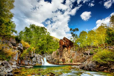 Cheap Luxury Homes For Sale by Little Crystal Mill Colorado Usa World For Travel