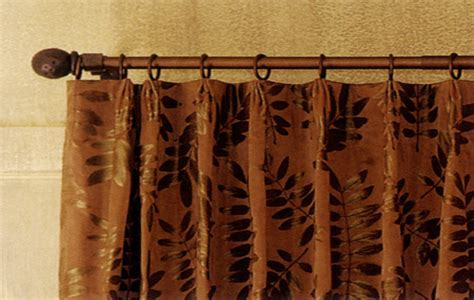 Design Trends Categories : Drapery Pleat Styles Different