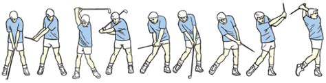 stages of golf swing jake s biomechanics blog june 2014