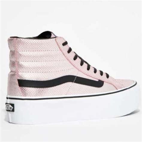 High Top Platform Sneakers buy 2 any vans high top platform sneakers and get