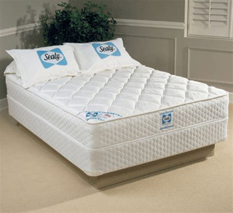 Sealy Beds Sealy Foam Encased Do Not Turn 3 4 Base Set
